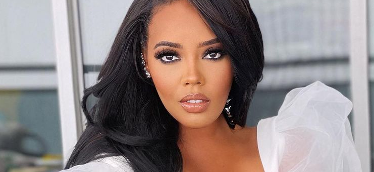 Angela Simmons' Late-Night Swim Comes With Strict Warning