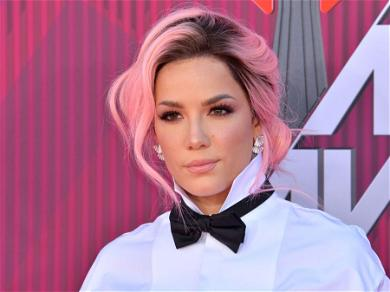 OMG!!! Halsey Is Pregnant!