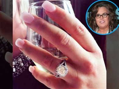 Rosie O'Donnell's Fiancée Shows Off Giant Rock After Comedian Confirms Engagement