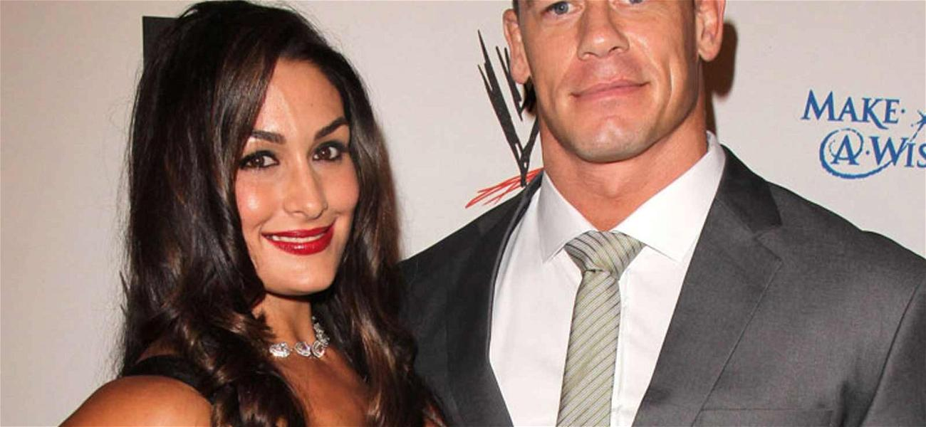 John Cena and Nikki Bella Took a Secret Summer Vacation, Despite 'Split'