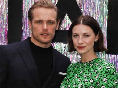 'Outlander' Stars Caitriona Balfe and Sam Heughan are Now Producers