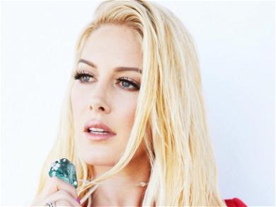 Heidi Montag CRUSHES Braless Bending Over In 'Juicy' Undies!