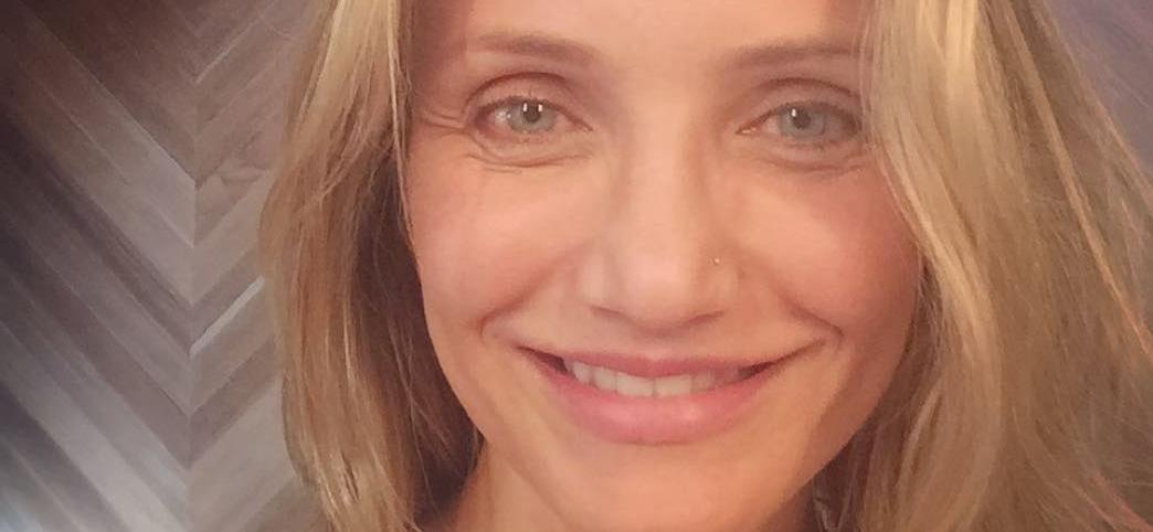 Is Cameron Diaz Finally Breaking Her Acting Hiatus?