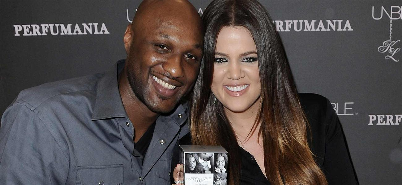 Khloé Kardashian Sends Lamar Odom Loving Message After Book Success