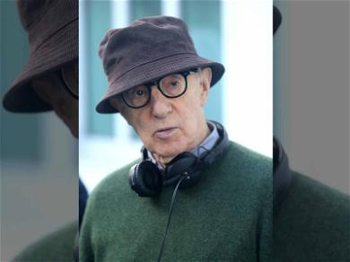 Woody Allen Is 'Sad' for Harvey Weinstein … Doesn't Want a 'Witch Hunt'