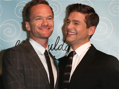 Neil Patrick Harris Celebrates 17-Year Anniversary Of Meeting His 'Baby Daddy!'