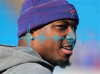 LeSean McCoy 911 Call: 'I Play for the Buffalo Bills and I Don't Want No Drama'