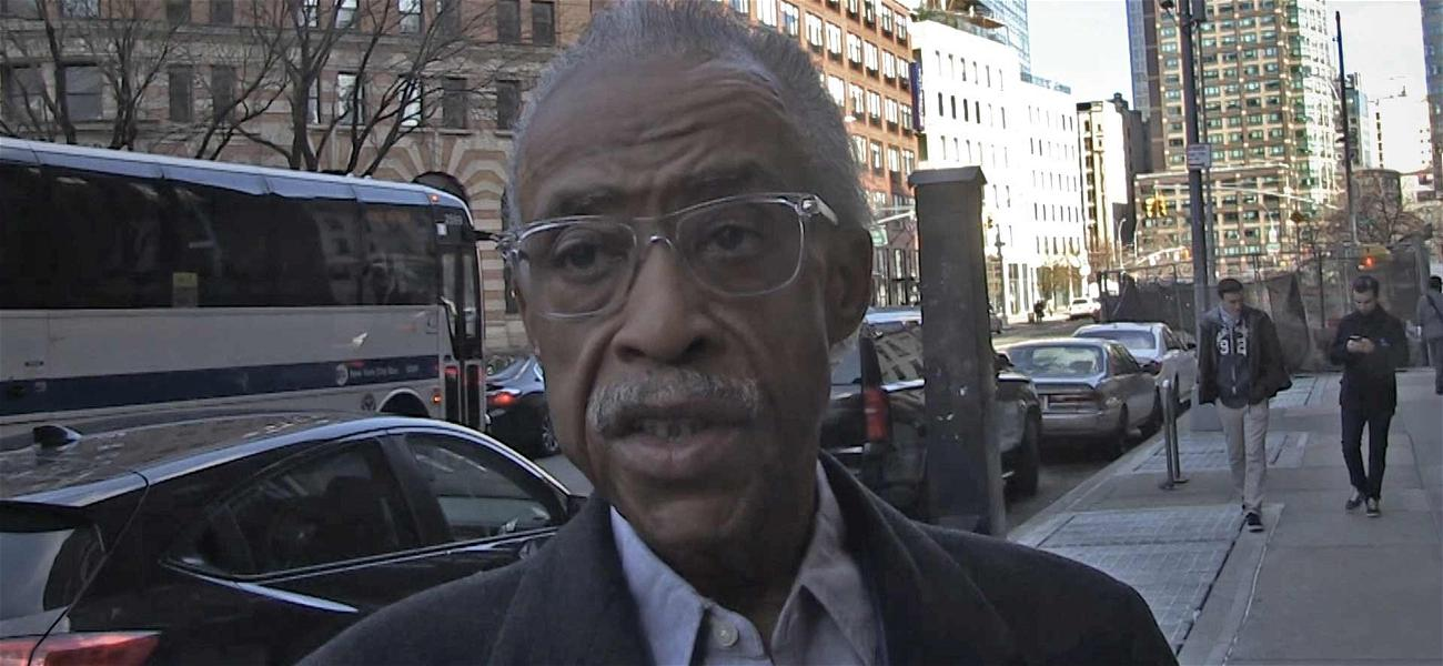 Al Sharpton Pleads for Peace Surrounding Nipsey Hussle's Legacy