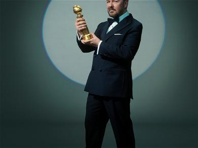 Ricky Gervais' Full Opening Monologue from the Golden Globes