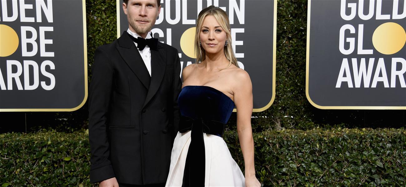 'Big Bang Theory' Alum Kaley Cuoco Finally Moves In With Husband Karl Cook