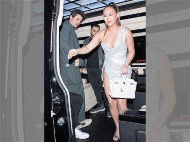 John Mayer Hits the Town With 'Rich Kid' Dorothy Wang