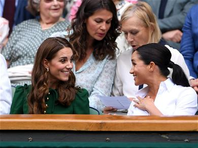 Meghan Never Thought Too Highly Of Kate Middleton, Or So Sources Say