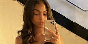 Lori Harvey Shows Off Toned Abs In Sultry Mirror Selfie Following Future Breakup