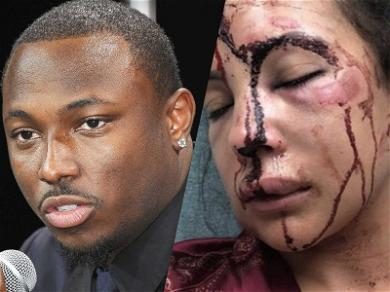 LeSean McCoy Ex-GF Told Cops Masked Assault Suspect Was Sent by NFL Star, Cries During 911 Call (AUDIO)