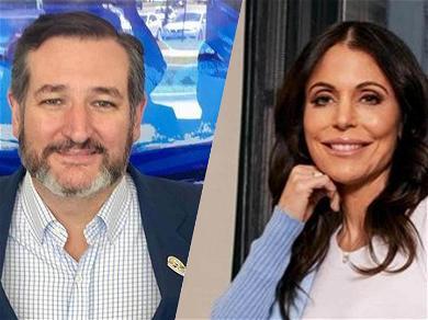 'RHONY' Star Bethenny Frankel Sending Aid To Texas While Ted Cruz Books It