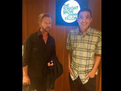 David Spade Helps Out Fellow Comedian Who Suffered Stroke