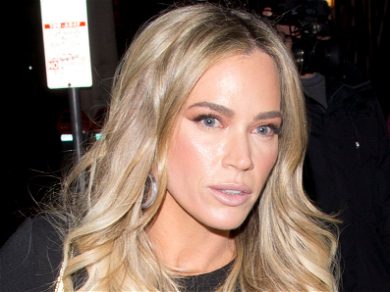 Teddi Mellencamp's Husband Edwin Calls Out Producers After She's Fired From 'RHOBH'
