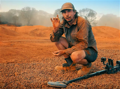 'Gold Rush' Parker Schnabel May Have Struck it Rich in Australia, Footage Shows