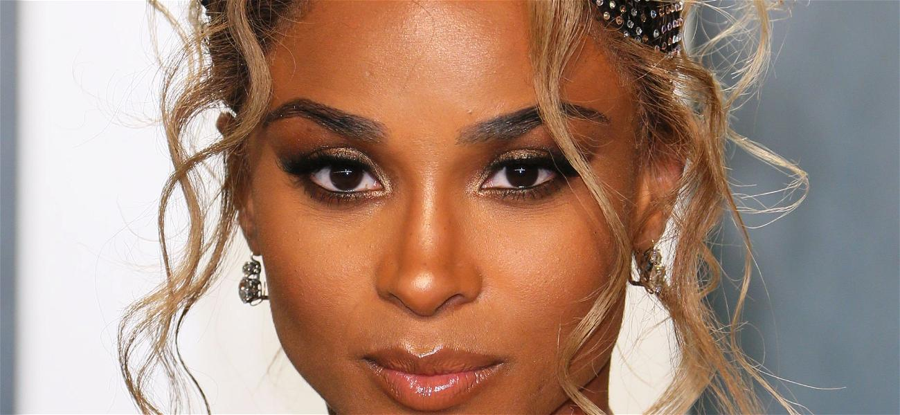 Ciara: Here's How She's Coping With Her Third Pregnancy