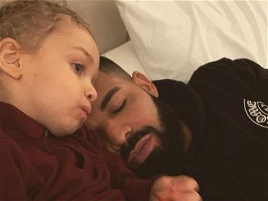 Social Media Adores Drake's Heart-Warming Video Of His Son Playing Basketball