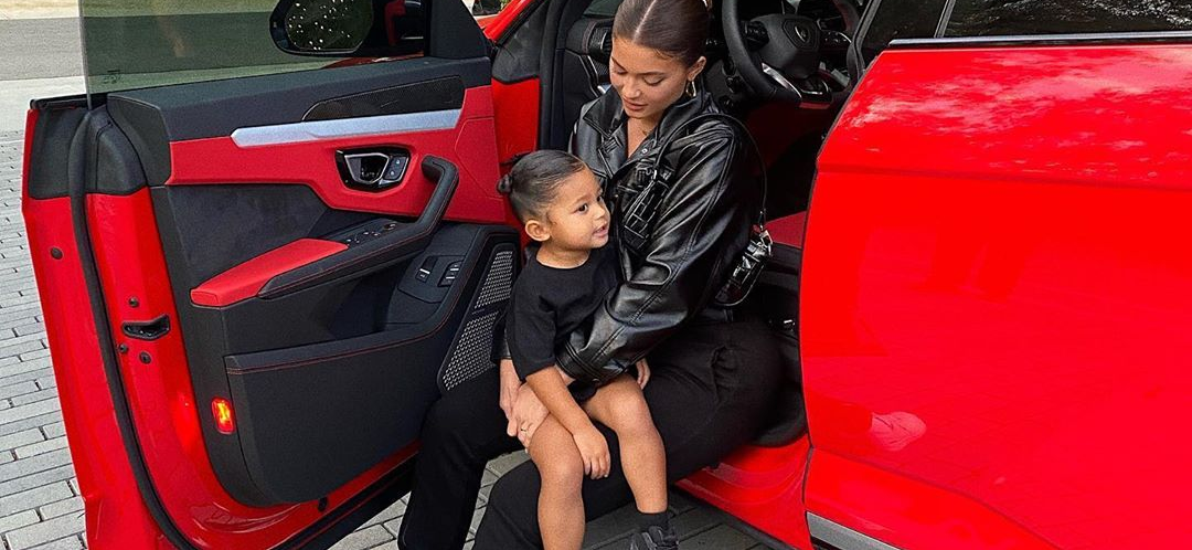 Kylie Jenner's 2-Year-Old Daughter Already Has Her Own FLEET Of Luxury Vehicles — See The Photos!