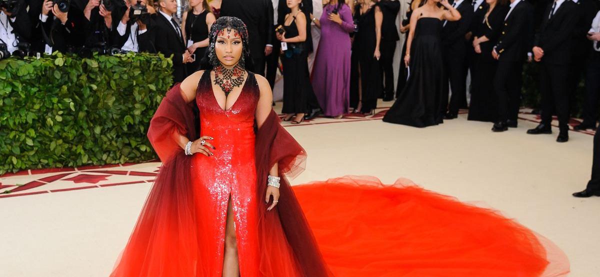 Nicki Minaj Prayed Her Way Through An Unpleasant Childhood