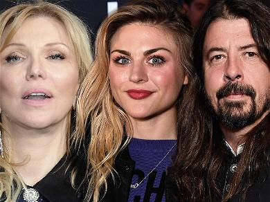 Courtney Love, Frances Bean Cobain and Dave Grohl Refuse To Be Grilled About Nirvana