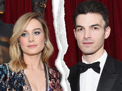 Brie Larson Ends 3-Year Engagement to Alex Greenwald