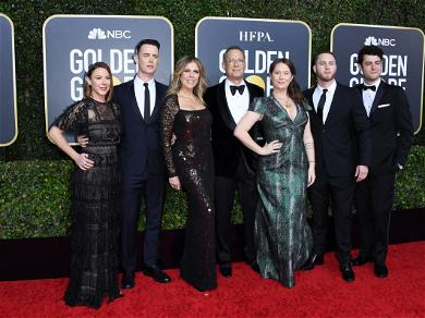 Tom Hanks Had A Lovely Reason For Saying He Has 5 Kids Instead Of 4 During Acceptance Speech
