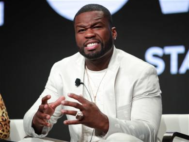 50 Cent Trolls Taraji P. Henson Over Jussie Smollett Situation