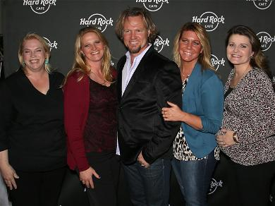 'Sister Wives' Star Struggling With Plural Marriage