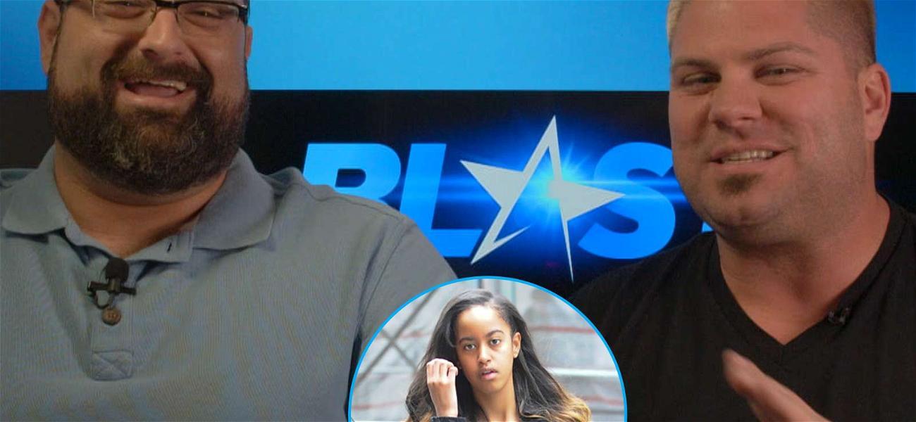 ••NewsBlast•• Malia Obama May Get Wrapped Up in Weinstein Drama