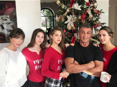Sly Stallone's Daughters (and Arnold) Got His Back In Wake of Sexual Misconduct Investigation