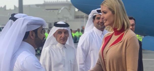 Ivanka Trump Arrives In Style to Qatar Ahead of Doha Forum: See Her Look