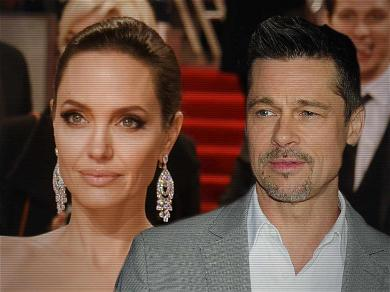 Brad Pitt and Angelina Jolie's Secret Meeting to Beverly Hills