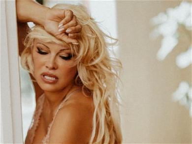 Pamela Anderson Calls Herself A Mermaid In Unzipped Wetsuit
