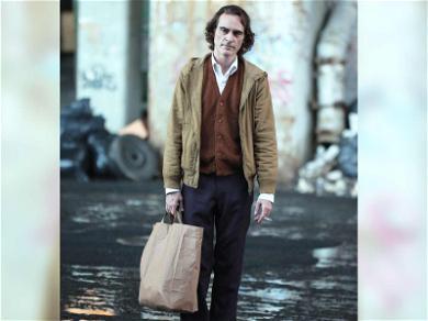 Joaquin Phoenix on the Set of New Joker Movie: Why So Serious?