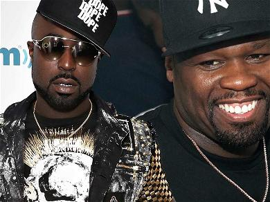 50 Cent's Beef with Young Buck Caused an Aggressive Fan to Confront Rapper While Shopping