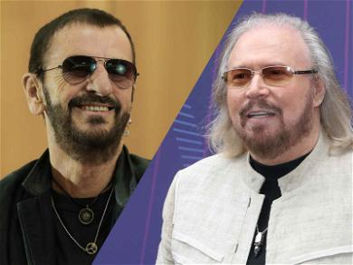 Ringo Starr and Barry Gibb Receive Knighthoods in Queen's New Year's Honors