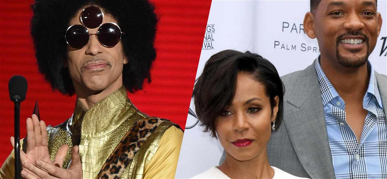 Prince Once Offered $400k for a Private Party for Jada and Will Smith