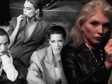 Halsey Enlists A-List Friends Cara Delevingne, Suki Waterhouse & Debbie Harry for 'Nightmare' Cameos