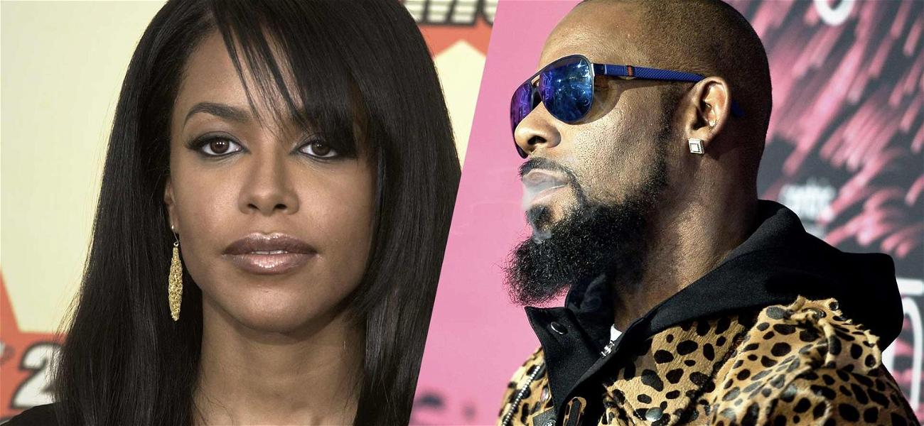 R. Kelly's Marriage to Aaliyah Used As Evidence By Prosecutors in Criminal Case