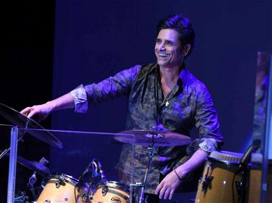 John Stamos Is Married and Rockin' … Just Don't Tell His Ring Finger