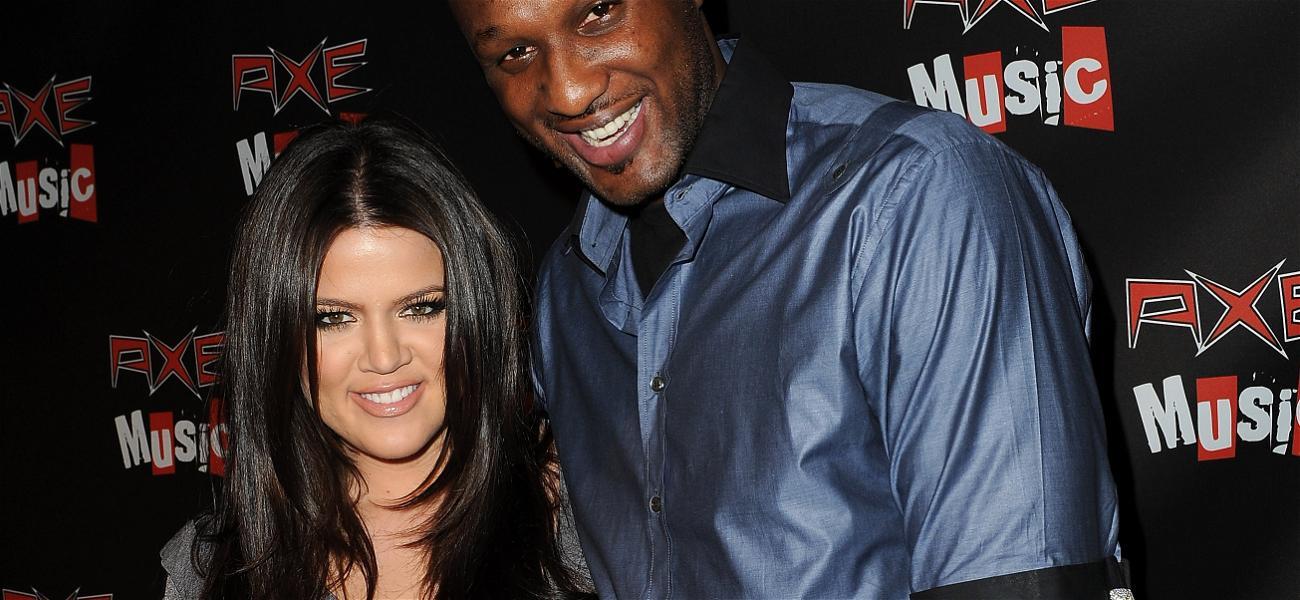 Khloe Kardashian Gave Lamar Odom $400,000 Rolls-Royce After Lakers Won 2010 NBA Finals