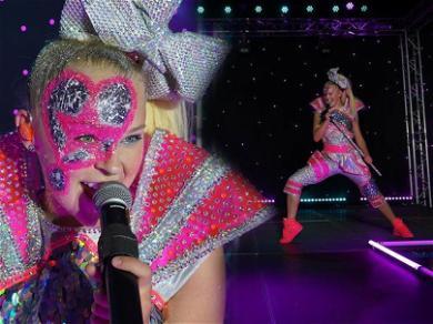 JoJo Siwa Breaks Silence On Blackface Video Scandal — We Are Dressed Up Like Circus Animals!