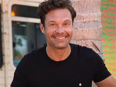 Ryan Seacrest Chows Down On Greasy Pizza After Health Scare