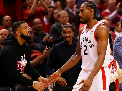 Drake Curse Back On After Kawhi Leonard Signs With L.A. Clippers