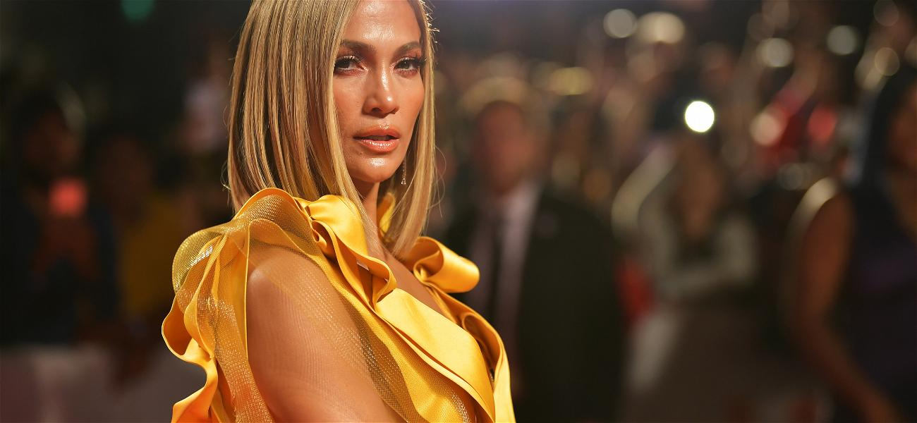 Jennifer Lopez Considered Stripping Early On In Her Career