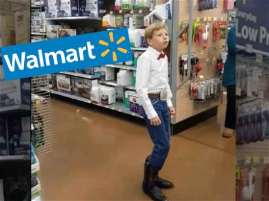 Walmart Giving 'Yodeling Boy' a Hometown Stage After Song Goes Viral