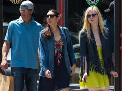 Dakota & Elle Fanning's Father Re-Files for Divorce